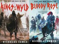 BAND Fantasy Adventure Series by Nicholas Eames Collection Set of PAPERBACKS 1-2