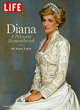LIFE Souvenir 128 Page Magazine Diana A Princess Remembered 20 Years Later. NEW
