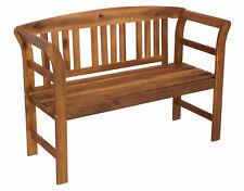 Gartenbank Rosario Bank 2 Sitzer Holzbank FSC Akazienholz geölt Garten Balkon
