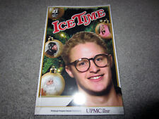 Pittsburgh Penguins ICETIME Magazine 2017 Program Guentzel Christmas Story Cover