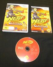 Nerf N-Strike ( Nintendo Wii)