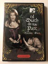 MTV - Til Death Do Us Part: Carmen Electra and Dave Navarro (DVD, Uncensored)
