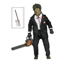 The Texas Chainsaw Massacre NECA Action Figures