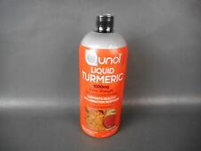 Qunol Liquid Turmeric 1000mg 60 Servings Supports Healthy Inflammation Response