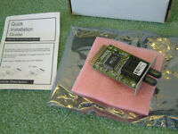 New HP (Agilent) 100Base-FX Slide-In Module for 100M Fast Ethernet Hub HFBR-5103