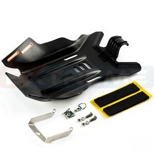 ENDURO SKID PLATE for KTM HUSQVARNA HUSABERG 2 STROKE 250-300, YEAR 2004-2016