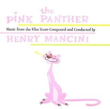 The Pink Panther [Bonus Tracks] [Remaster] by Henry Mancini/Henry Mancini & His Orchestra (CD, Jan-2001, Buddha Records)