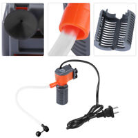 3 in 1 Aquarium Internal Filter Fish Tank Oxygen Submersible Pump Spray Replaces