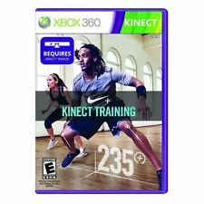 Nike Kinect Training Very Good Xbox 360 9Z