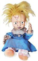 Animated Creepy Girl Kicking Scary Crying Doll Halloween Haunted House