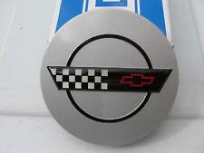 NOS 1995 Corvette, 1991-92 Corvette ZR1 Center Wheel Cap GM #10137865