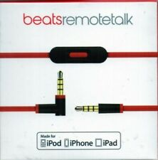 Apple MHDV2G/A - Beats RemoteTalk Cable - rot/schwarz - Neu / OVP