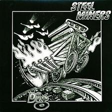"STEEL MINERS Dig 10"" . radio birdman hellacopters mc5 sonic rendezvous band"