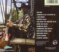 MAGIC SLIM & THE TEARDROPS - BAD BOY  CD NEU