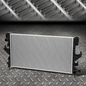 FOR 14-18 RAM PROMASTER 1500 2500 3500 OE STYLE ALUMINUM CORE AT RADIATOR 13448