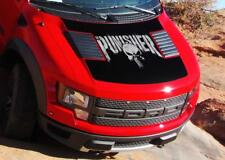 Punisher blood style hood Graphics decal sticker (fits to Raptor F150 2010-14)