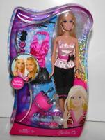 Barbie Totally hair Doll Braid it Twist Braids M6394 Mattel 2007 New
