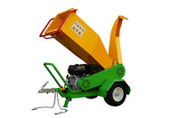 Wood Chipper, Selfcontained GTS-1500S from Victory Tractor Implements