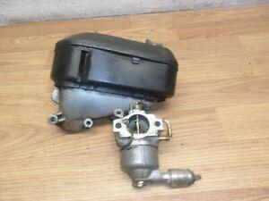 14 hp Kawasaki FC420V carb and air box ( untested )