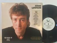 John Lennon Collection NM PROMO ONLY QUIEX II audiophile beatles
