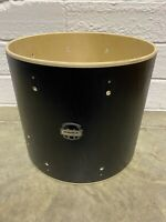 """Mapex Mars Tom Drum Shell 16""""x14"""" Bare Wood Project / Upcycle"""