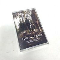 Rare Reid Anderson Exclusive Album Demo Preview Cassette Tape 2015