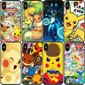 Pokemon - Nintendo Gaming Anime Phone Case Cover for iPhone 6 6S 7 8 X XS XR 11