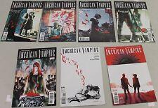 American Vampire 28-34 The Blacklist