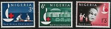 Nigeria 1963 Red Cross Centenary - MNH