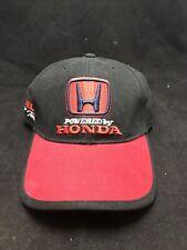 NEW MCLAREN HONDA FORMULA 1 TEAM Racing Red Black CAP HAT