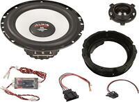 Audio System MFIT VW T6.1 EVO 2 Lautsprecher VW T6 2-Wege Front NEU 16,5cm