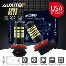 Fog Lights H8 H11 H9 High Power 6000K Super White Led Driving Bulbs 2800Lumen