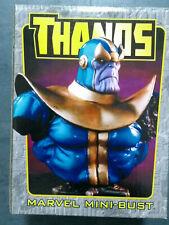 Randy Bowen Mini Bust Statue Avengers Endgame Infinity War Thanos 1867 of 5000