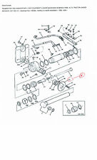 new holland tractor parts for ford