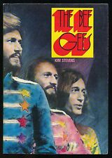 THE BEE GEES by Kim Stevens - 1st Edition Vintage Softcover 1978 - Rare (SIC385)