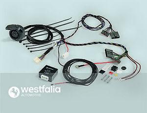 Westfalia (305329300113) Elektrosatz, Anhängerkupplung für AUDI