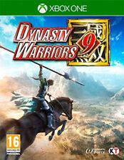 Dynasty Warriors 9 XBOX ONE IT IMPORT TECMO KOEI