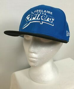 New Era Adelaide Strikers Mens Big Bash League Cricket Stretch Fit Cap Hat 7 3/8