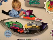 Lionel Batman vs Joker Train Imagineering Non Powered Play Train 6'  New
