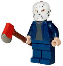 **NEW** LEGO Custom Printed JASON Friday 13th Horror Video Game Movie Minifigure