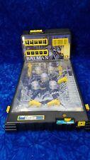 Batman Electronic Pinball Game c. 1992 - Playtime - Euc