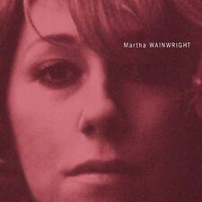 Martha Wainwright - Martha Wainwright V2 RECORDS CD 2005 OVP