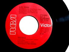 LOU REED~VICIOUS~RARE GOLD STANDARD~RCA GB-10162 ~NEAR MINT~~ ROCK  45