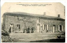 CP 79 - Deux-Sèvres - Loublande - Les Rinfilières - Claire Ferchaud Voyante
