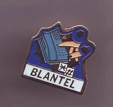 Pins Pin's Blantel - mode telecommunication - bon etat sans attache