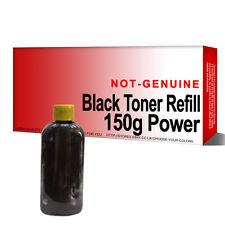Refill Toner powder 150g bottle for Q2612A 12A toner cartridge(non-oem)