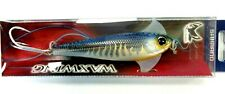 "Shimano Waxwing Saltwater Jig Lure 1-1/2 Oz 4.6"" 118 mm WW118HB GHOST BLUE SHAD"