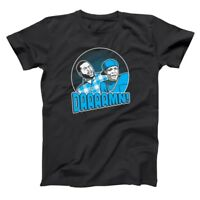 Daaaamn Friday Porch  Funny Humor 90S Weed Hip Hop Black Basic Men's T-Shirt
