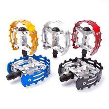 "Wellgo Old school BMX XC-II bear trap Bicycle Bike pedals 9/16"" MTB BMX 8 Colors"