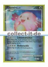 Pokemon Geheimnisvolle Schätze 76/123 Chaneira Reverse Holo Deutsch